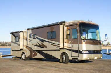 San Diego Production's 42 foot Monaco 2 RV